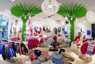 Магазин детской одежды и игрушек